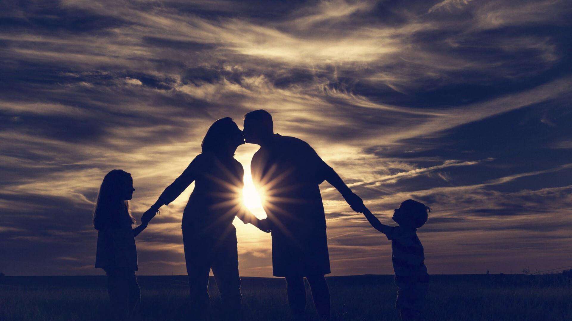 как семейное счастье картинка со смыслом даже